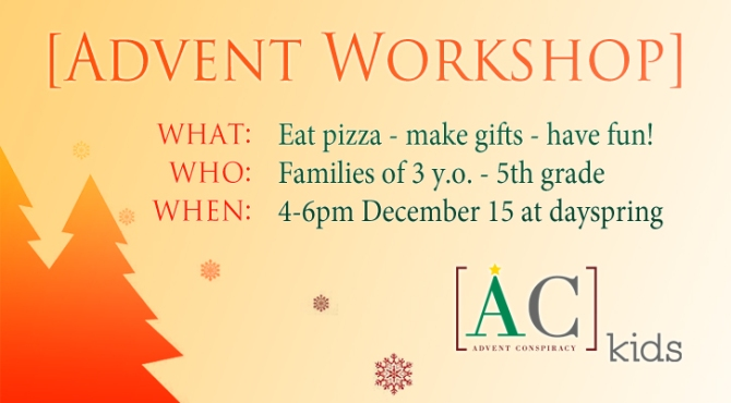 Advent Workshop