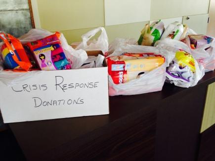 Donation Crisis